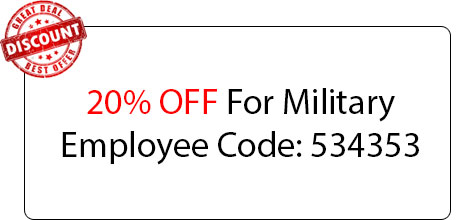 Military Employee Deal - Locksmith at St Charles, IL - St Charles Il Locksmith
